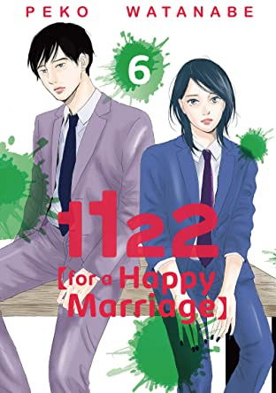 1122: For a Happy Marriage Tome 6