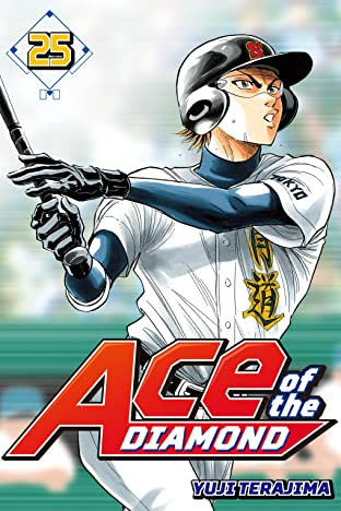Ace of the Diamond Tome 25