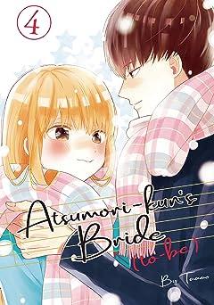 Atsumori-kun's Bride-to-Be Tome 4
