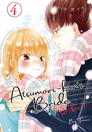 Atsumori-kun's Bride-to-Be Tome 4