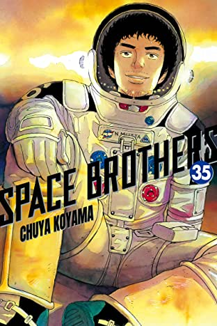 Space Brothers Vol. 35