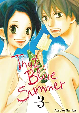 That Blue Summer Tome 3