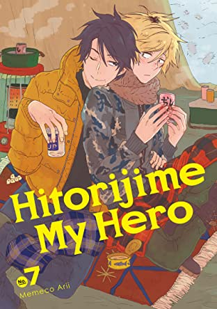 Hitorijime My Hero Vol. 7