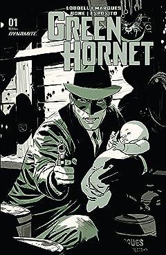 The Green Hornet (2020) #1