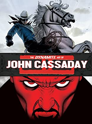 The Dynamite Art of John Cassaday