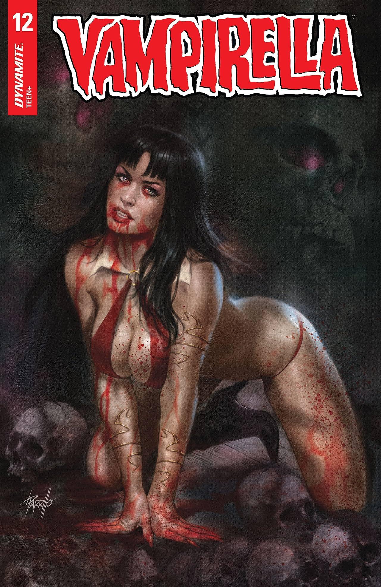 Vampirella (2019-) #12