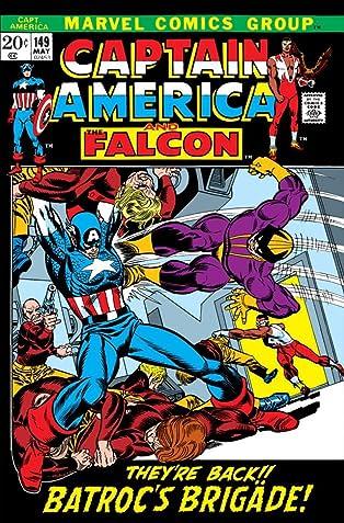Captain America (1968-1996) #149