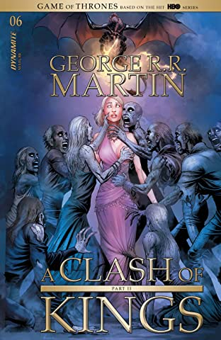 George R.R. Martin's A Clash Of Kings: The Comic Book Vol. 2 #6