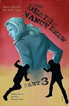Nancy Drew & The Hardy Boys: The Death of Nancy Drew #3