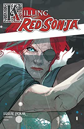 Killing Red Sonja #4