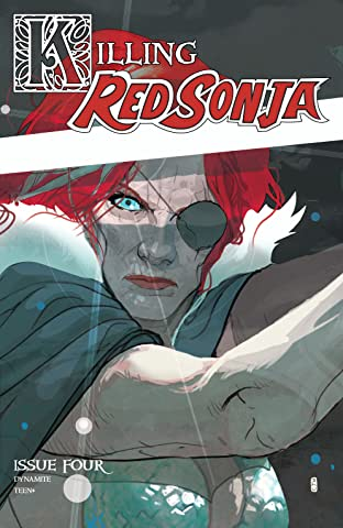 Killing Red Sonja #4