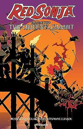 Red Sonja (2019-) Vol. 2: The Queen's Gambit