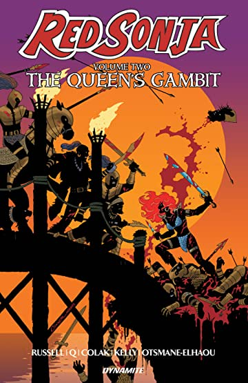 Red Sonja Vol. 2: The Queen's Gambit