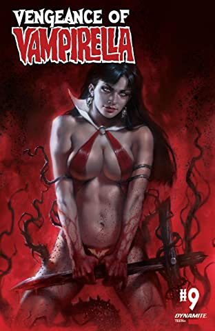 Vengeance of Vampirella #9: These Dark Synchronicities