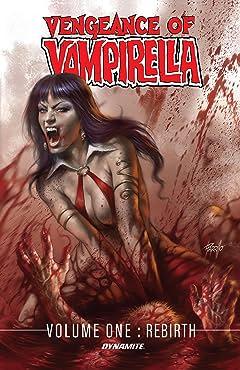 Vengeance of Vampirella Tome 1: Rebirth