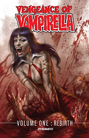 Vengeance of Vampirella Vol. 1: Rebirth