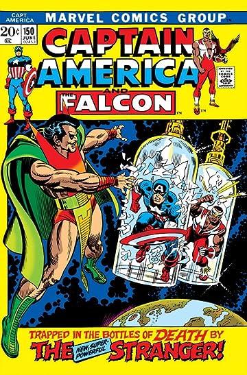 Captain America (1968-1996) #150