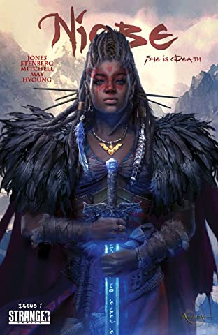 Niobe: She is Death #1