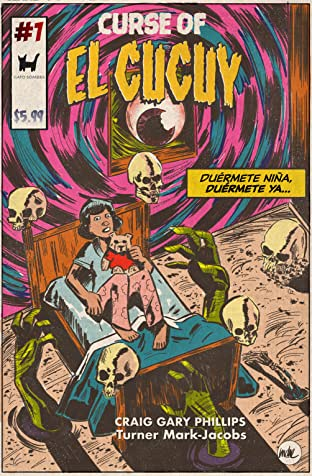Curse of El Cucuy No.1