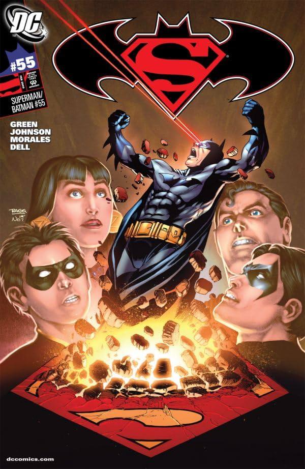 Superman/Batman #55
