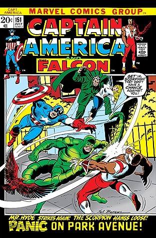 Captain America (1968-1996) #151