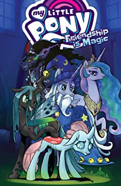 My Little Pony: Friendship is Magic Vol. 19
