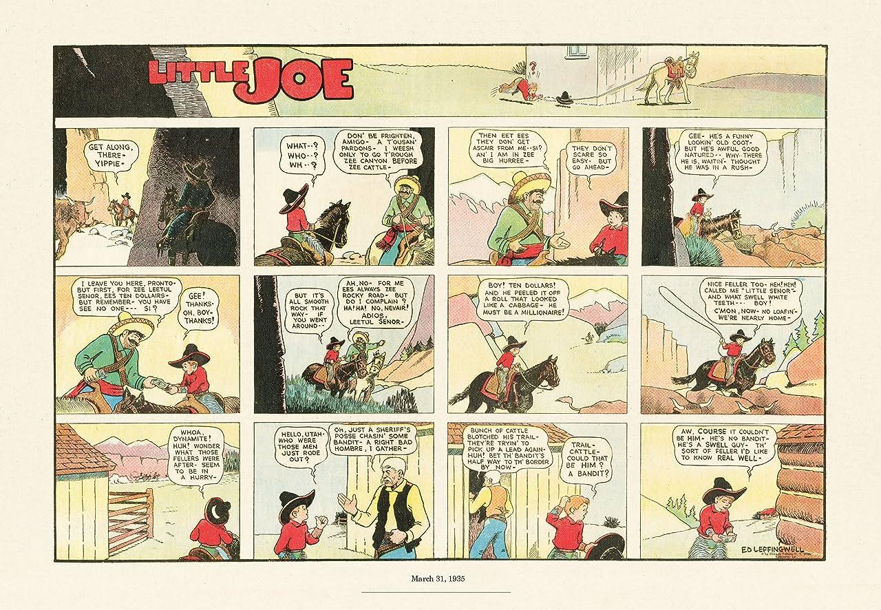 Little Joe by Harold Gray