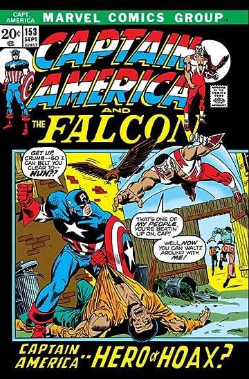 Captain America (1968-1996) #153