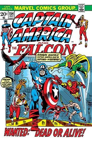 Captain America (1968-1996) #154