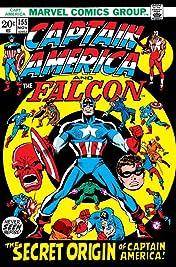 Captain America (1968-1996) #155