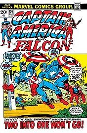 Captain America (1968-1996) #156