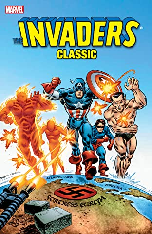 Invaders Classic Vol. 1