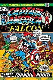 Captain America (1968-1996) #159
