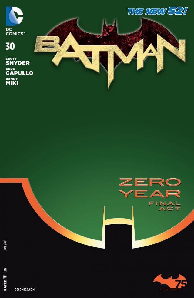 Batman (2011-) #30