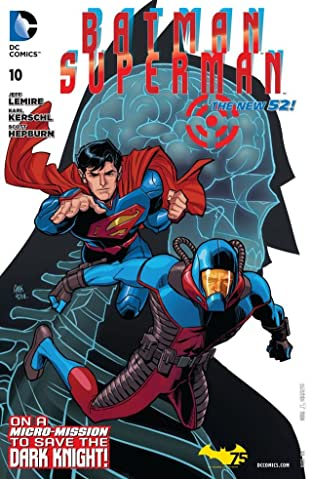Batman/Superman (2013-) #10