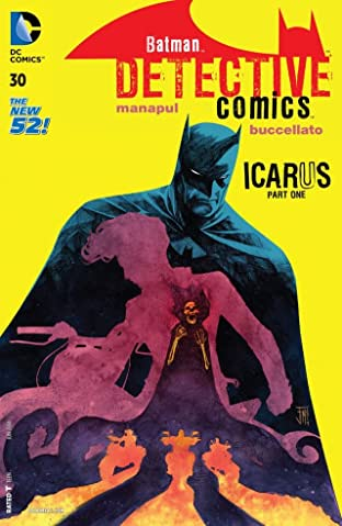 Detective Comics (2011-2016) No.30
