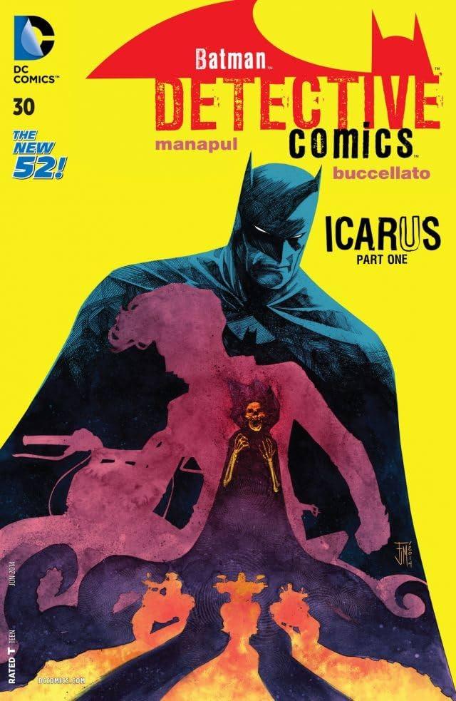 Detective Comics (2011-) #30
