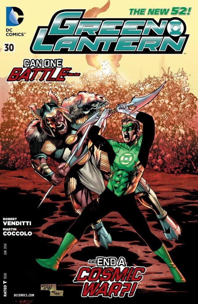 Green Lantern (2011-) #30