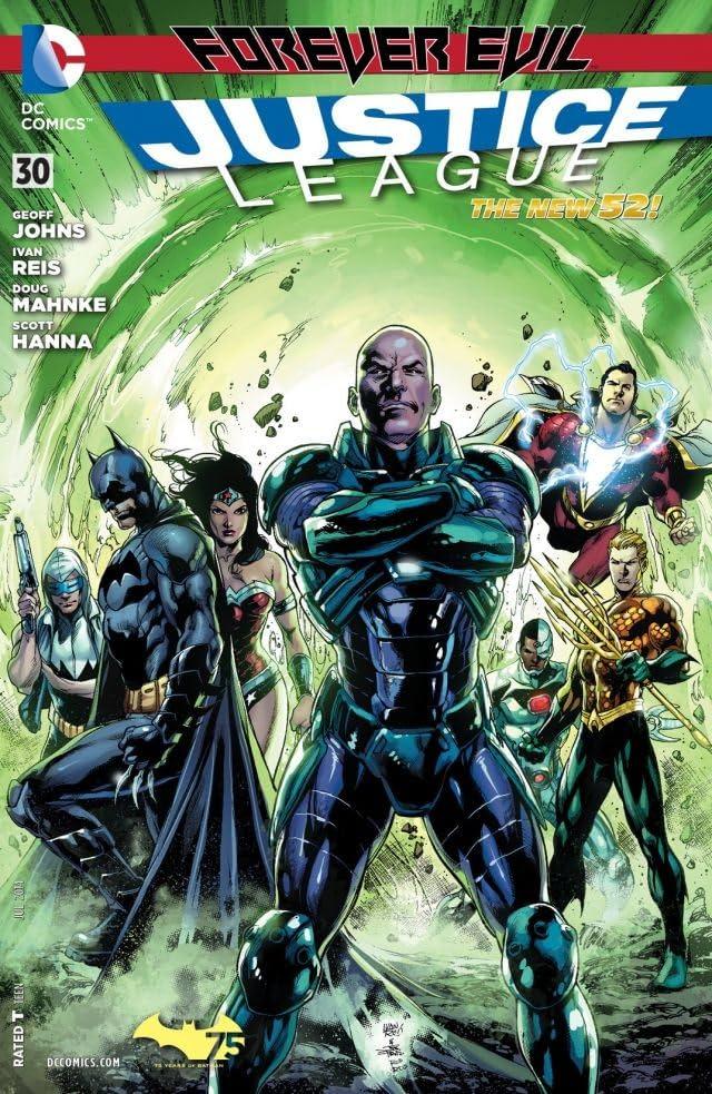 Justice League (2011-2016) #30