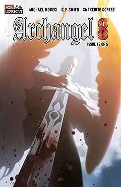 Archangel 8 #2 (of 5)