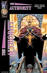 The Authority (1999-2002) #24
