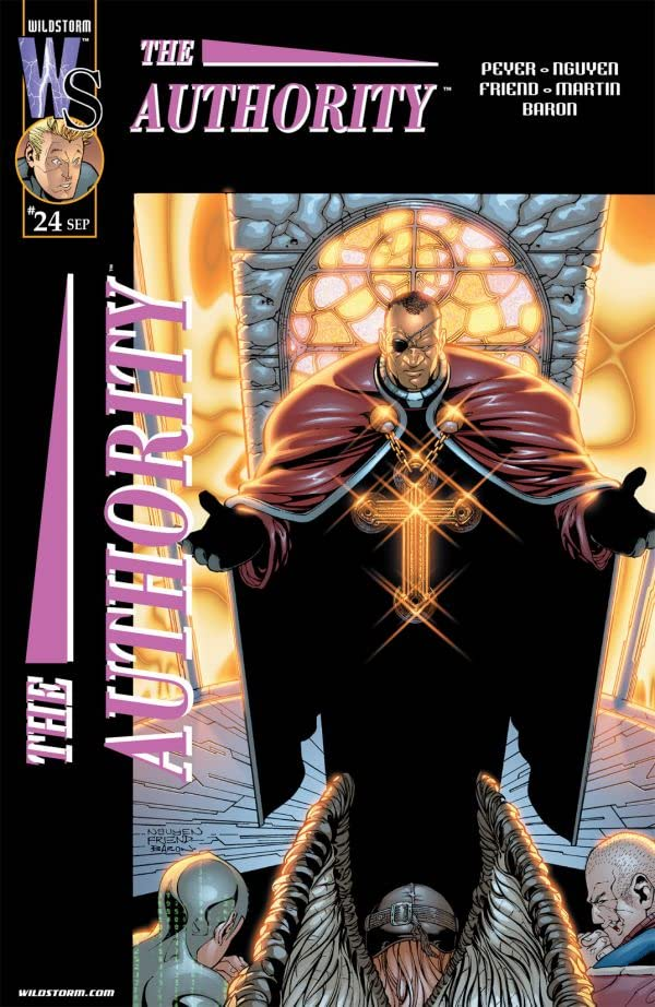 The Authority Vol. 1 #24