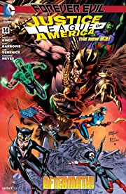 Justice League of America (2013-2015) #14
