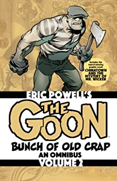 The Goon Vol. 2: Bunch of Old Crap, an Omnibus
