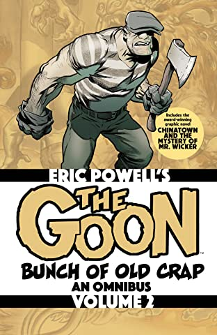 The Goon Tome 2: Bunch of Old Crap, an Omnibus