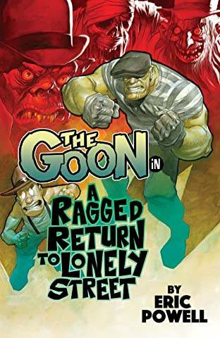 The Goon (2019-) Tome 1: A Ragged Return to Lonely Street