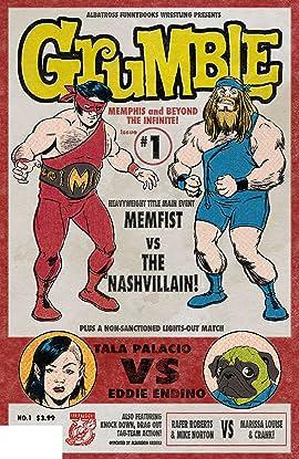 Grumble: Memphis & Beyond the Infinite #1
