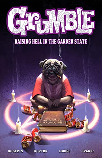 Grumble Vol. 2: Raising Hell in the Garden State