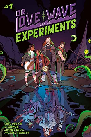 Dr. Love Wave and the Experiments No.1