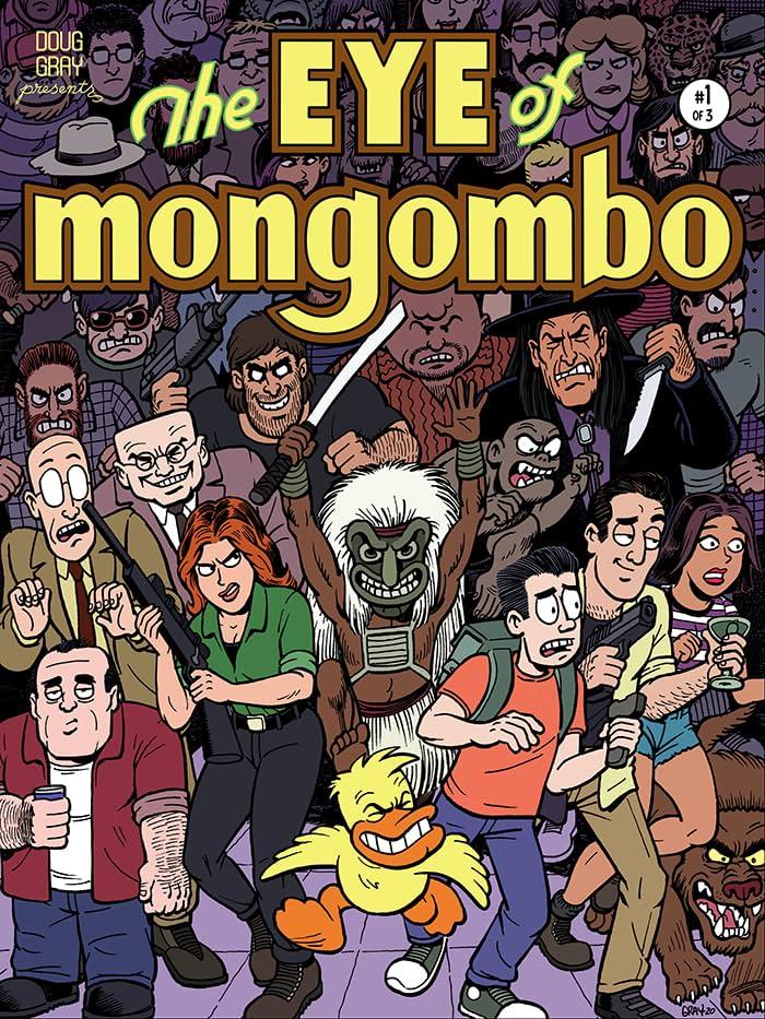 The Eye of Mongombo Vol. 1